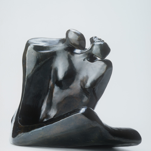 Thumb titre  murmure anne e de cre ation  1989 dimensions  44.5 x 52 x 35 cm matie re  bronze prix  70 000