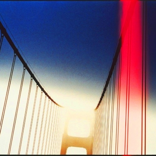 Thumb 13 red san francisco bridge  ete 1999 by herve saint helier