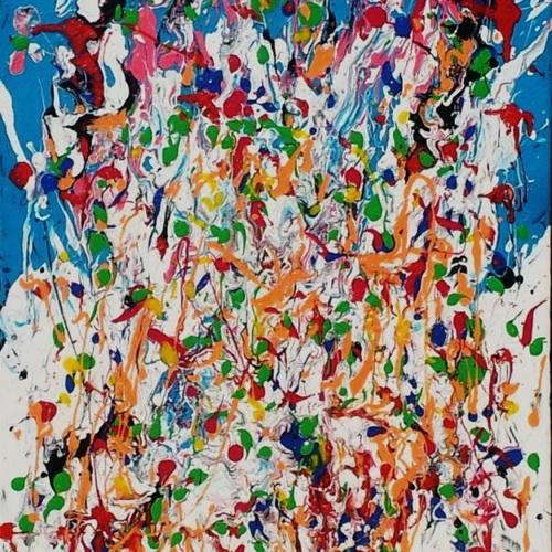 Thumb gilepage painting