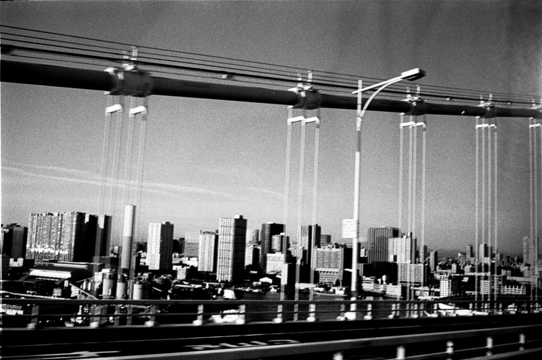 Large frederic bien view from the bridge tokyo jap 2016 trix400 48