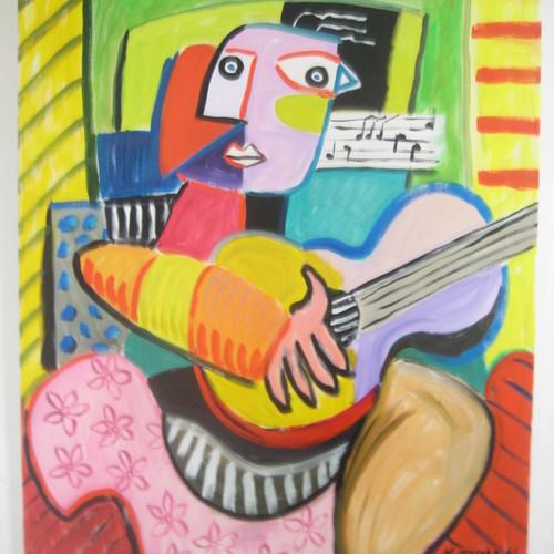 Thumb la chanteuse.104x84cm.2 400.eu