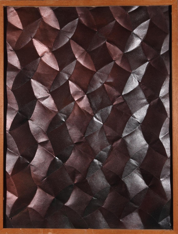 Large hommage o  penrose bis 1 2000 papier plissc  dorc  80x60 1kg