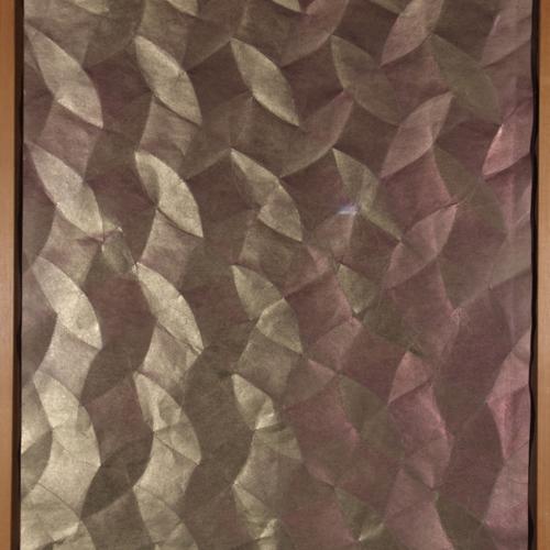 Thumb hommage o  penrose 1  2000  papier dorc  avec xadre 60x50  1kg