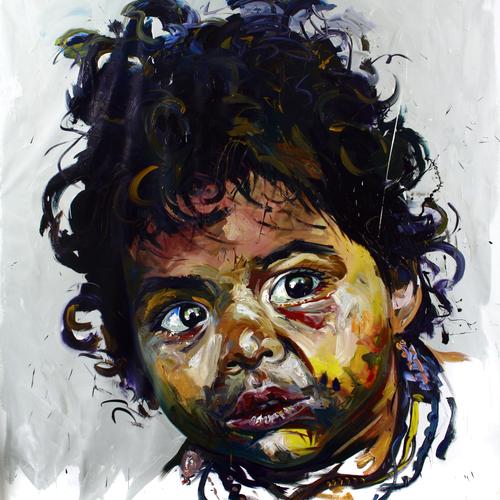 Thumb enfant de lawspet  245x200 toile juillet2010