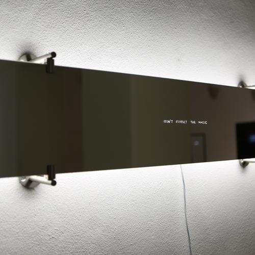 Thumb mirror