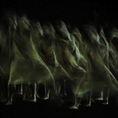 Thumb triptych dance