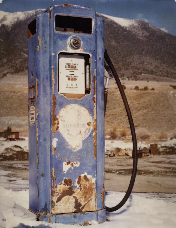 Large pompe essence